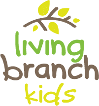 living branch church kids logo